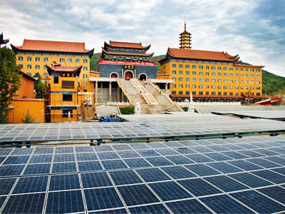 中華人民共和国 博山正觉寺